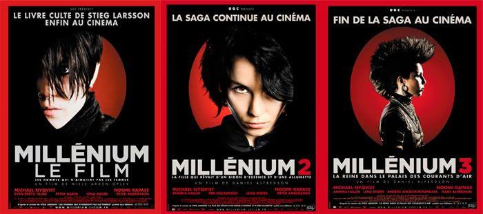 Les films Millenium