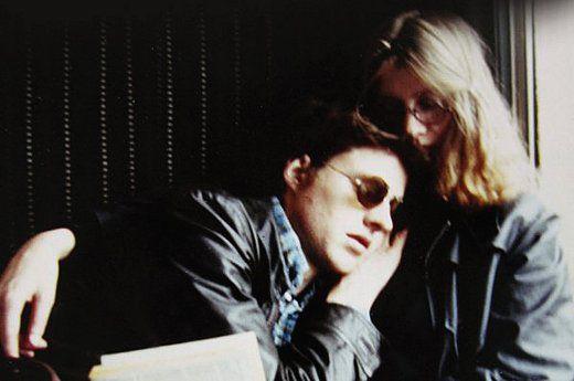 Stieg Larsson et Eva Gabrielson