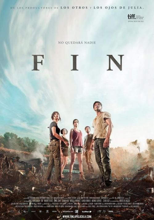 Affiche du film FIN (The end) de Jorge Torregrossa