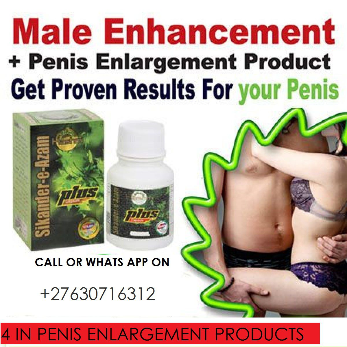 MR BIG (Penis Enlargement Creams) CALL ON +27630716312 IN RANDBURG-Pretoria-Johannesburg- South Africa There are certain capsules and merchandise which promise to growth the dimensions of penis and there's absolute confidence within the truth that because of the brief glide of the blood they're temporarily capable of upload some inches to the penis. but lamentably this transformation is not everlasting. in a day or  because the blood flow to the organ turns into normal the penis comes to its authentic size. as a way to carry a everlasting enlargement in penis size it's far critical that we stick to some actual techniques and dietary consumption. this e-book affords you with the primary necessities of penis growth .just keep on with the advice on this e-book, persist with the routine define