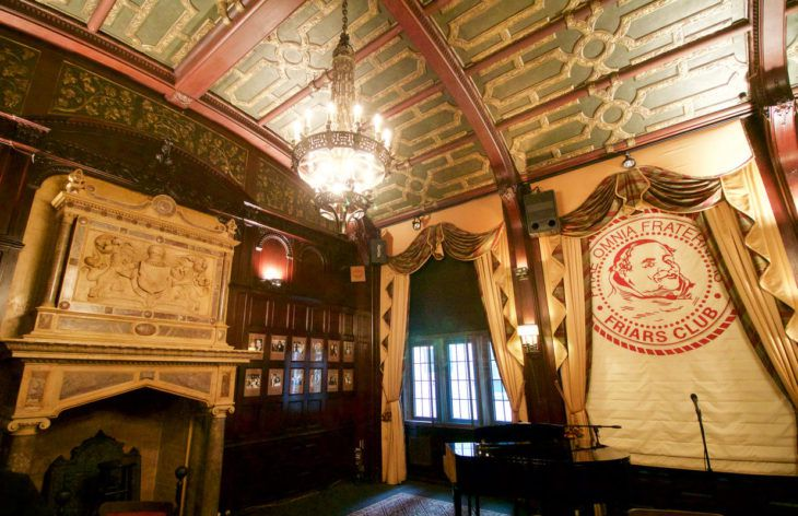What Jokes Can I Expect at Bruce Charet Friars Club