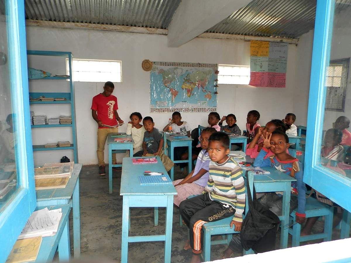 L'Ecole Primaire Associative Tafita