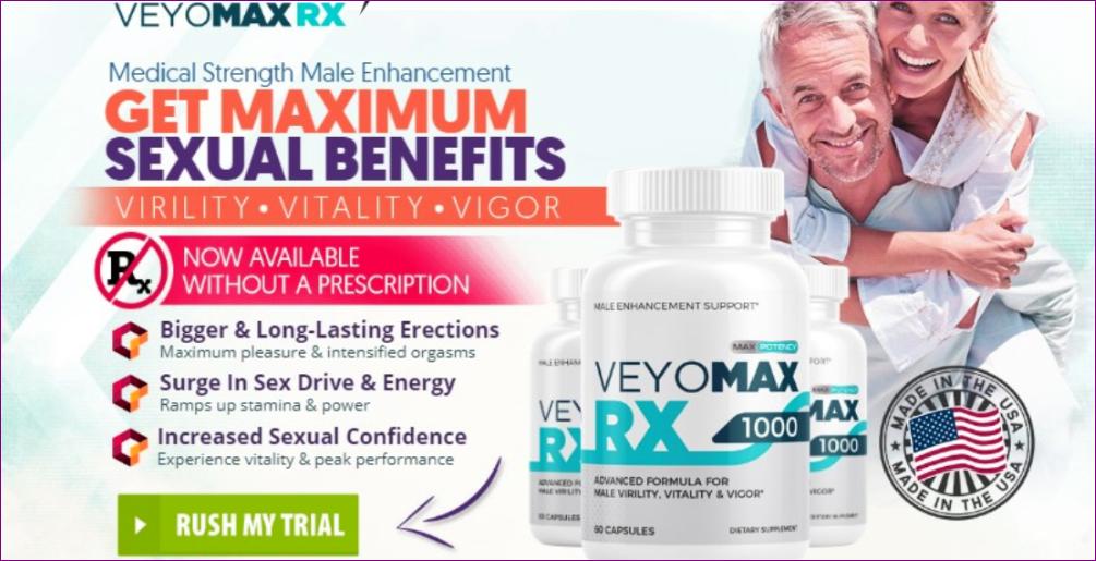 Veyomax RX Male Enhancement