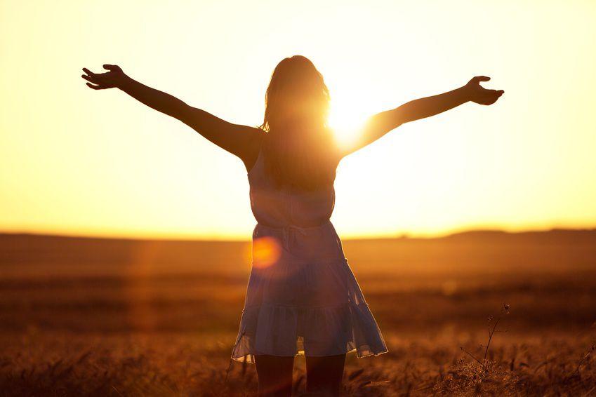Prière n°1 : Prière pour avoir du bonheur, joie et amour