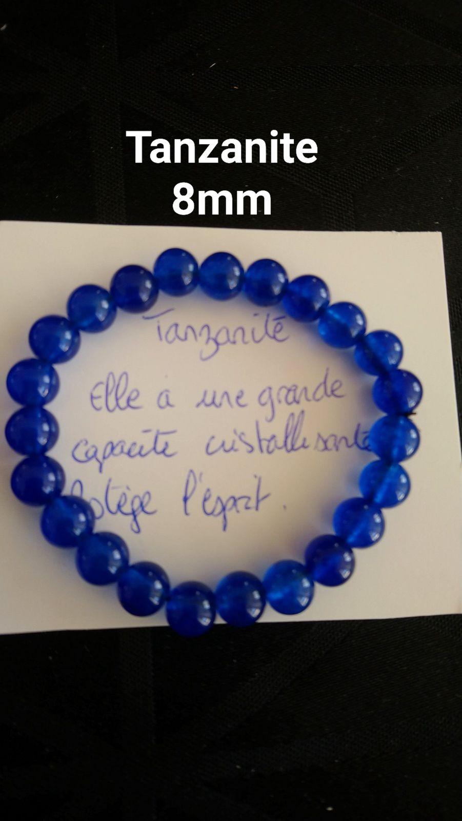 Bracelet Tanzanite