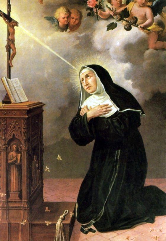 Prière n° 52 : Prière de protection à Sainte Rita