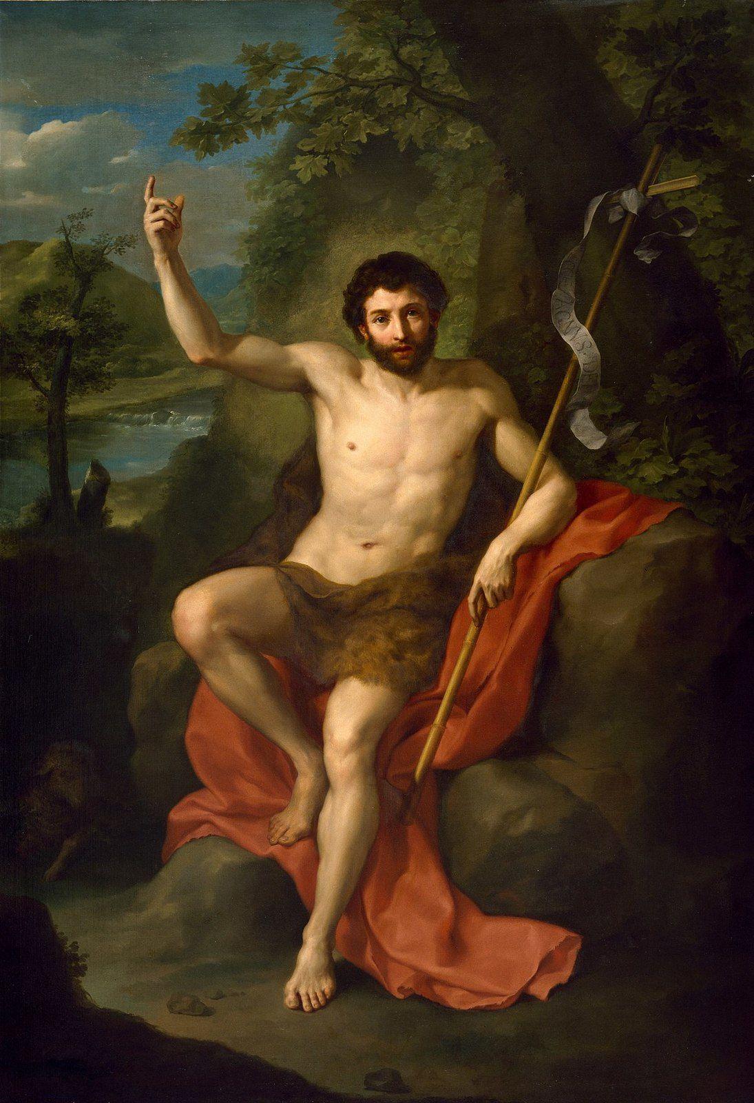 Prière n° 75 : Prière à Saint Jean-Baptiste pour délivrer les souffrantes, contre les damnées ou errantes