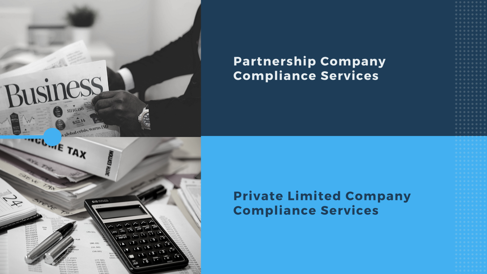 Partnership vs Private Limited Company Tax Point of View