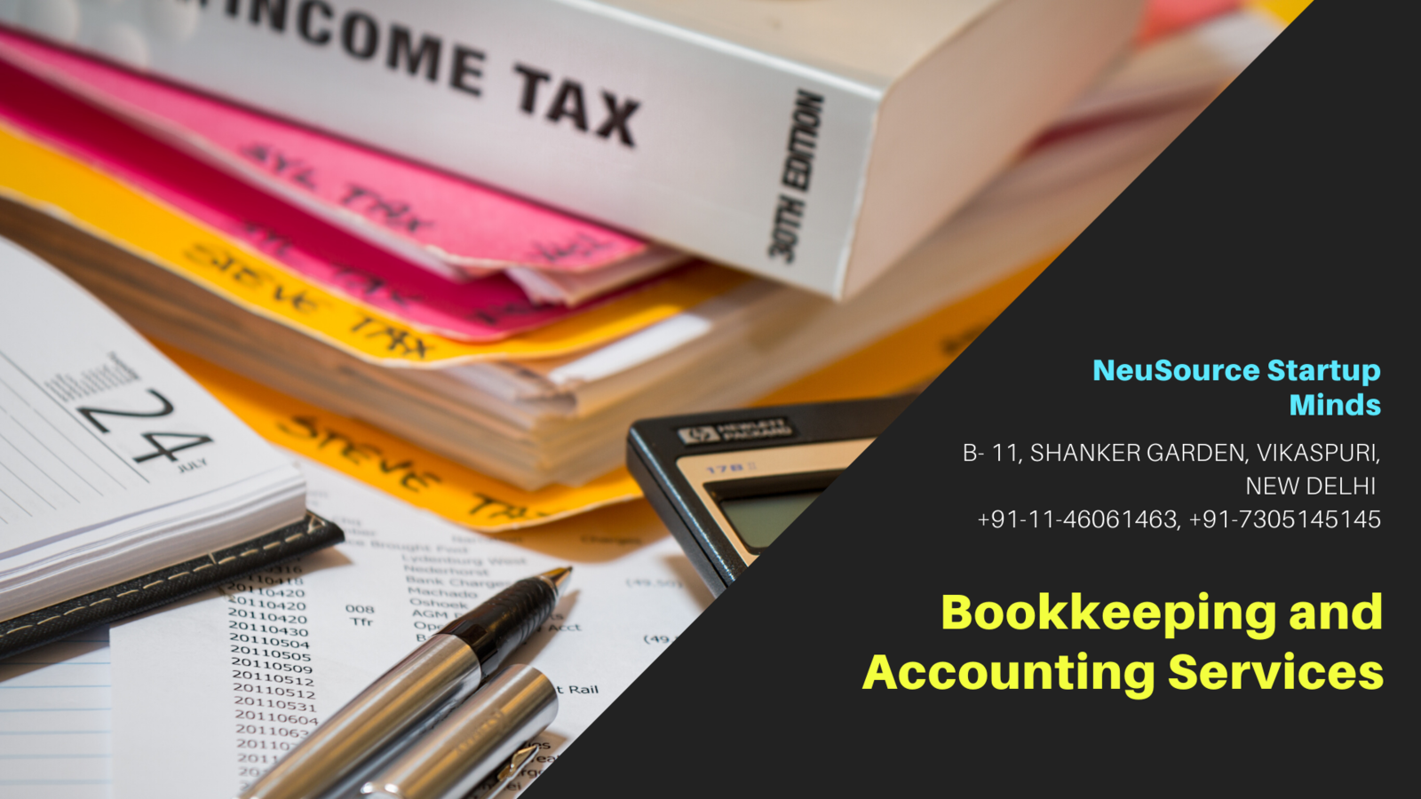 Key Benefits of Outsourcing Bookkeeping and Accounting