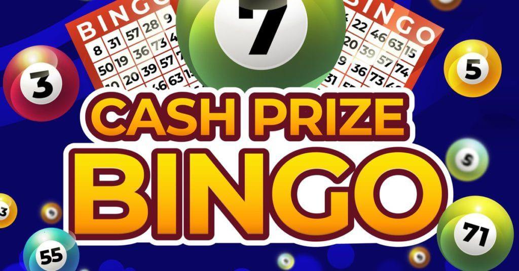 Free bingo win cash prizes