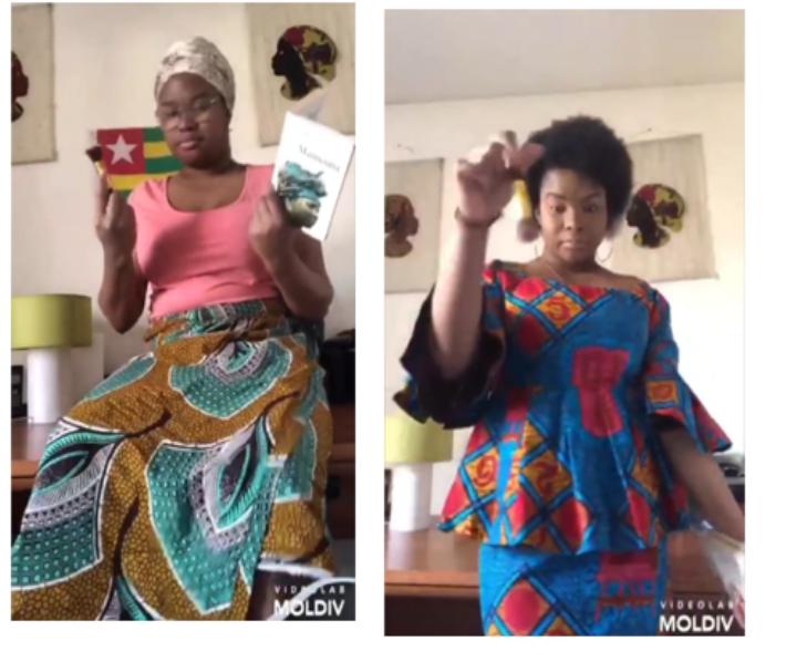 Les femmes «GƐn»/Mina, au coeur de la beauté africaine, volet1