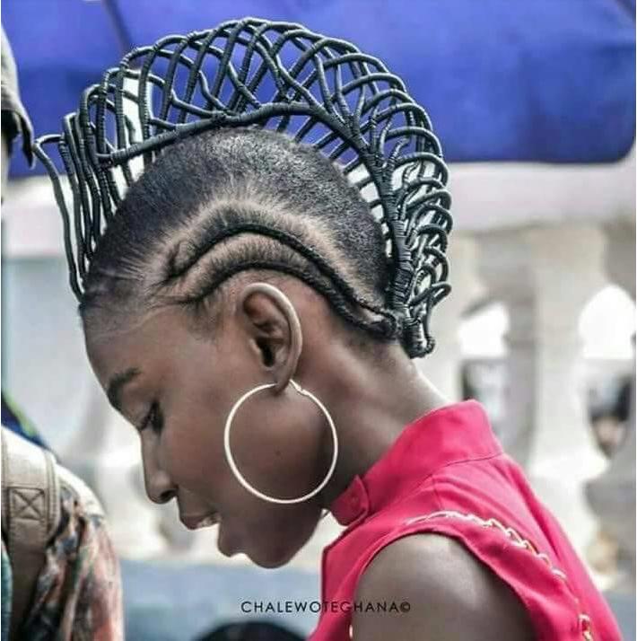 Les femmes «GƐn»/Mina, au coeur de la beauté africaine, volet2
