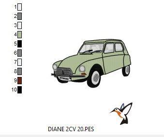 Marque: France Citroën Années de production1967 - 1983 Production1 444 583 exemplaire(s) ClasseCitadine Usine(s) d'assemblageLevallois-Perret, Rennes-La Janais, Vigo (Espagne), Forest (Belgique), Mangualde (Portugal) Moteur et transmission ÉnergieEssence