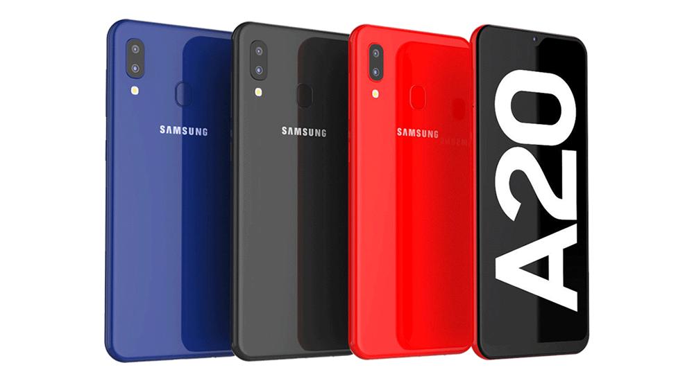 Samsung Galaxy A20 SM-A205F