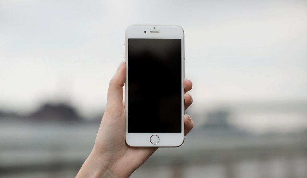 Regler le probleme ecran sur iPhone 8 bloque