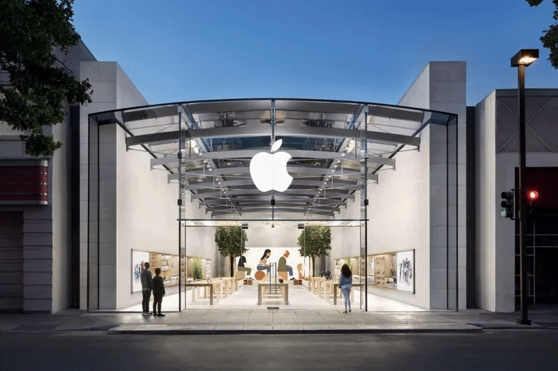 42 Apple Store ouvert en Chine