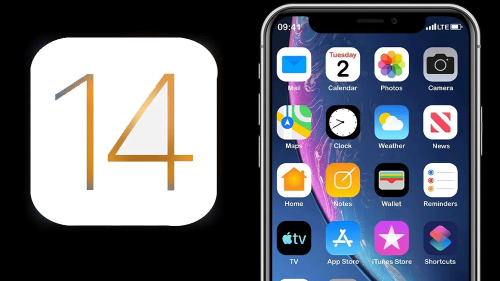 Systèle IOS 14