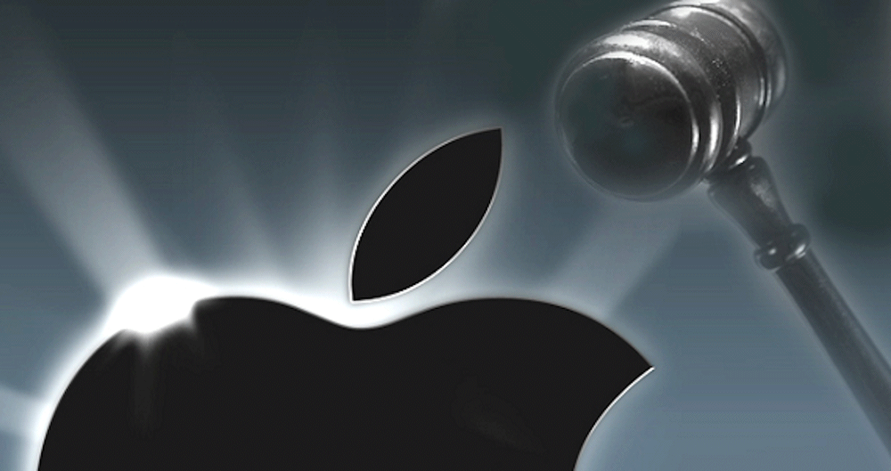 Apple en justice pour 1.4 milliard de dollars