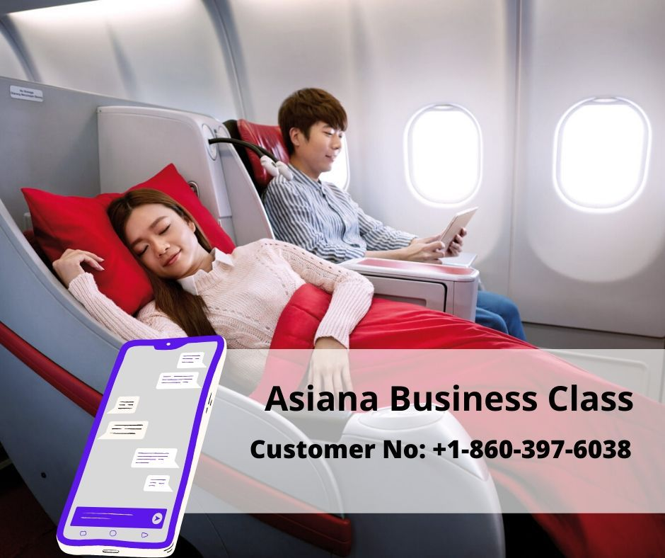 Fly High With Asiana Business Class Flights At Low-Cost! - Best Deals and  offer on business class flights