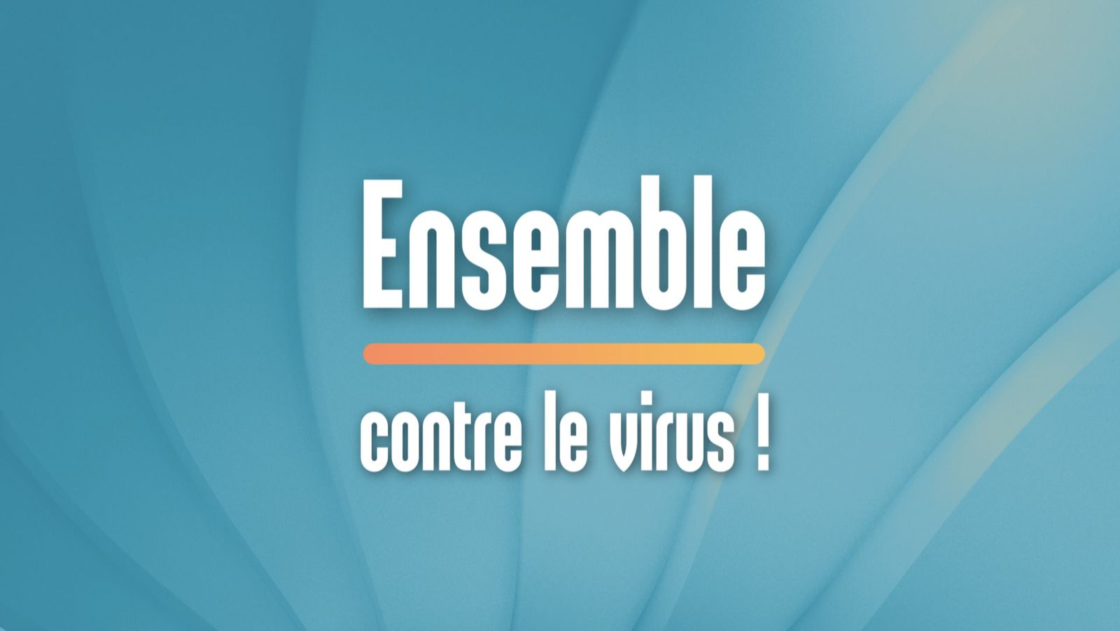 ensemble contre le virus