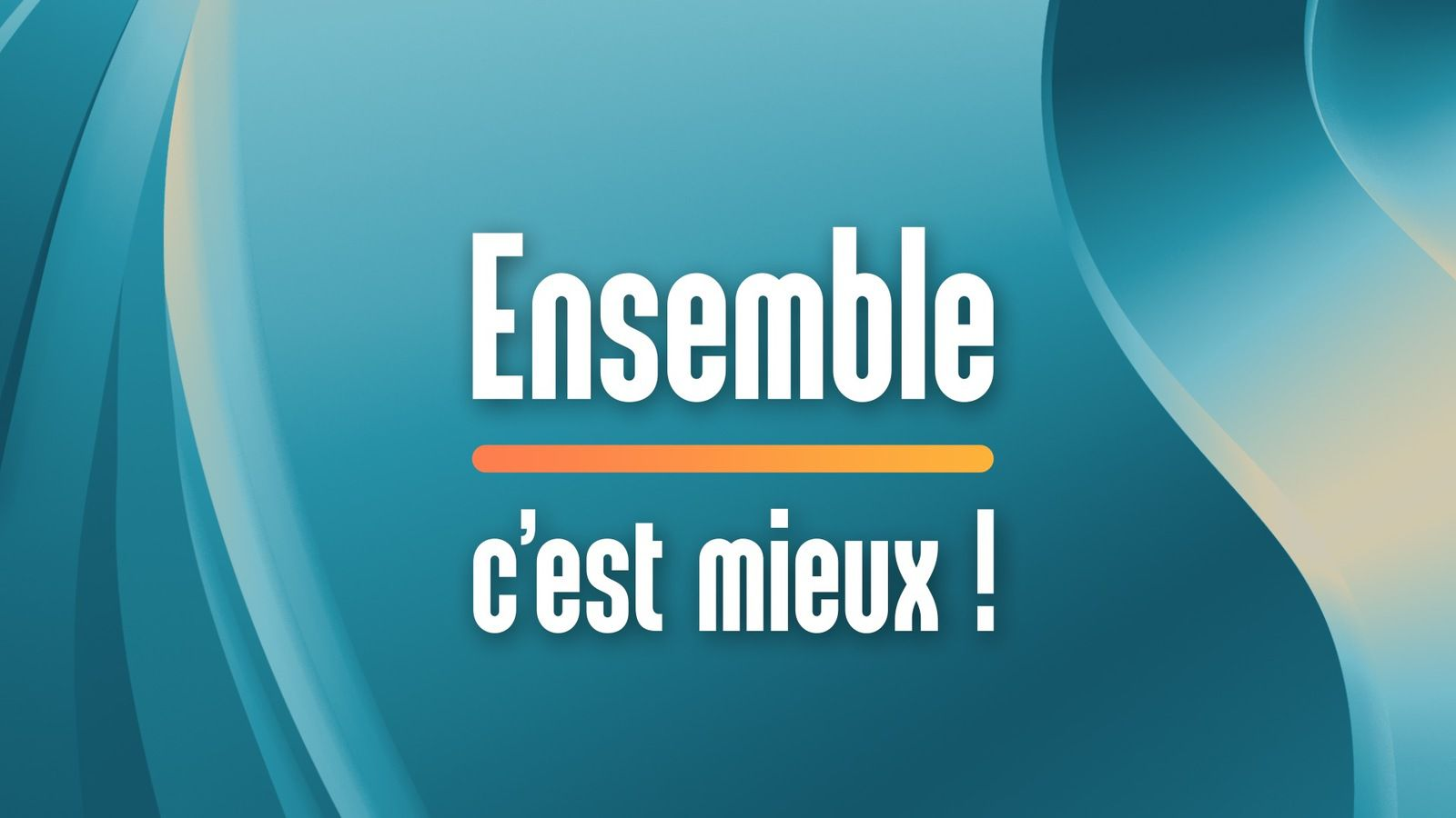Ensemble C'est Mieux : Du lundi au vendredi à 11h00 sur France 3.