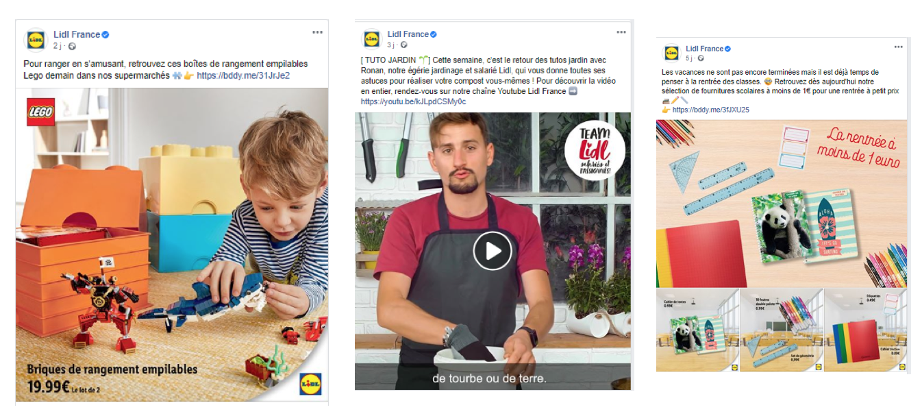 Lego, tutos jardins et fournitures à moins de 1€ : Lidl présente une rentrée ludique et accessible.