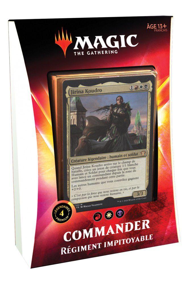Régiment impitoyable (Commander 2020)