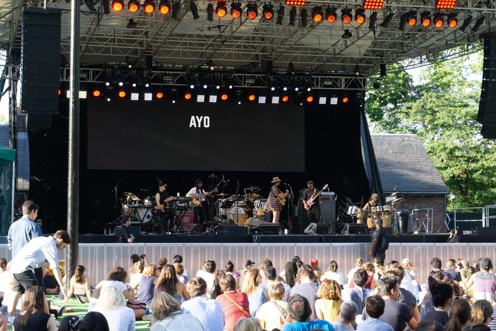 AYO : Central Park - New-York - 21 Juin 2017 - Photo©Daniel S.