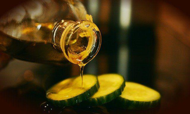 huiles pour la cuisson