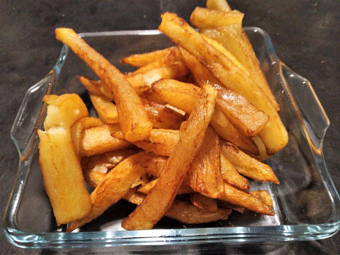 Frites traditionnelle