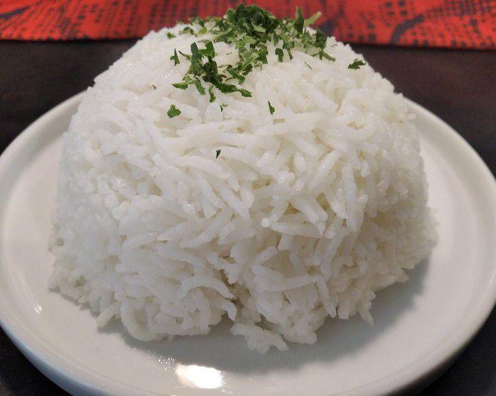 Riz blanc créole