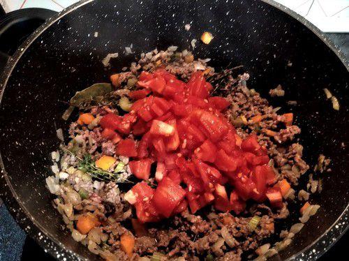Réduction des tomates