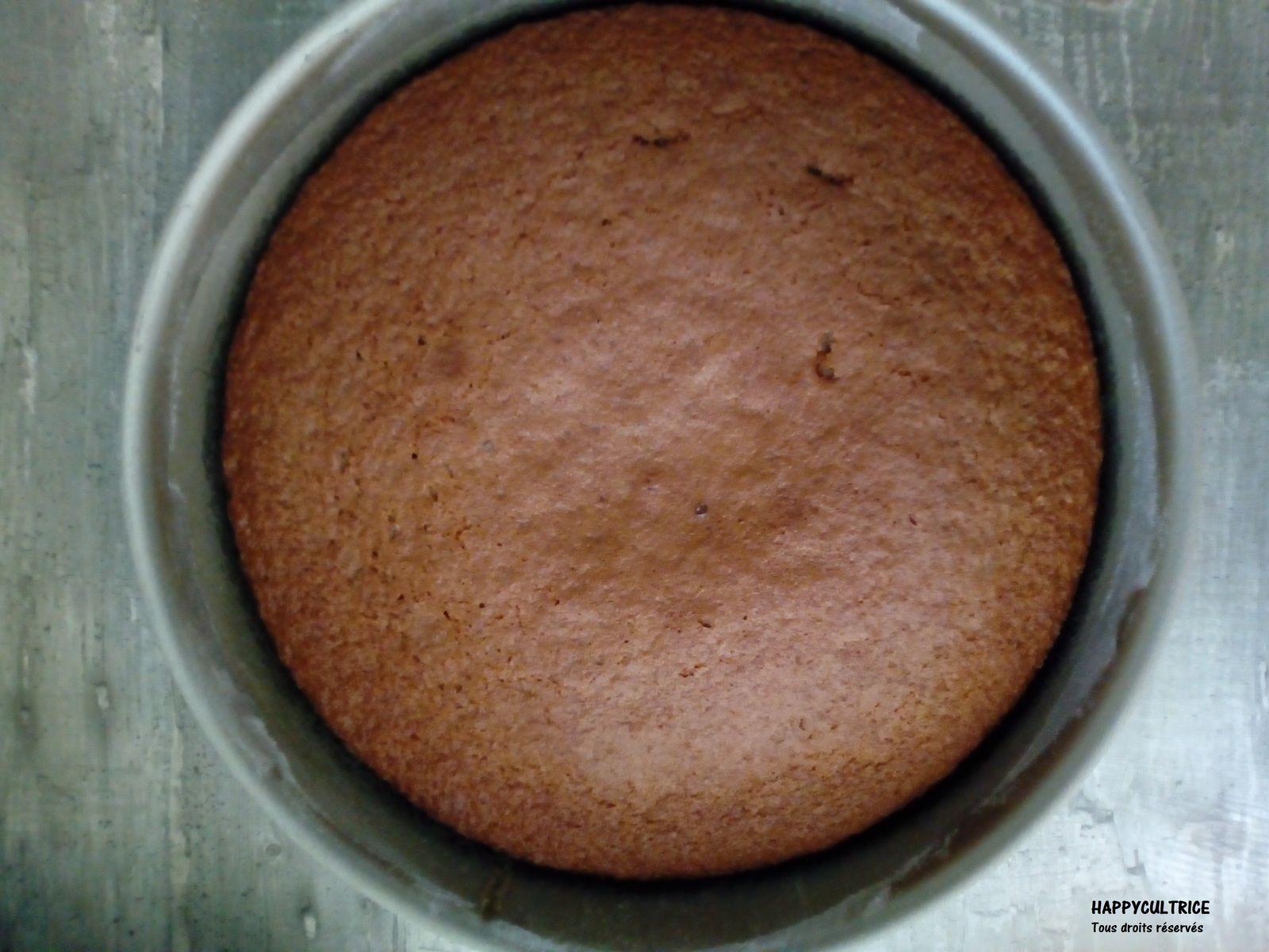 Gâteau moelleux Ardéchois: