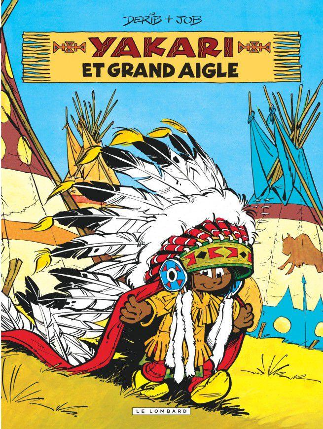 Yakari Tome 1 : Yakari et grand aigle