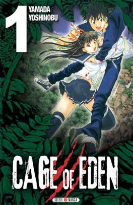 Cage of Eden Tome 1