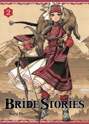 Bride Stories Tome 2