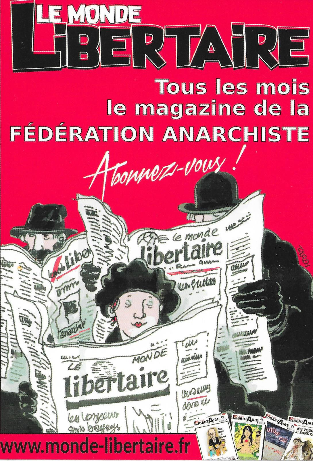 NOUVELLE ENCYCLOPÉDIE  ANARCHISTE