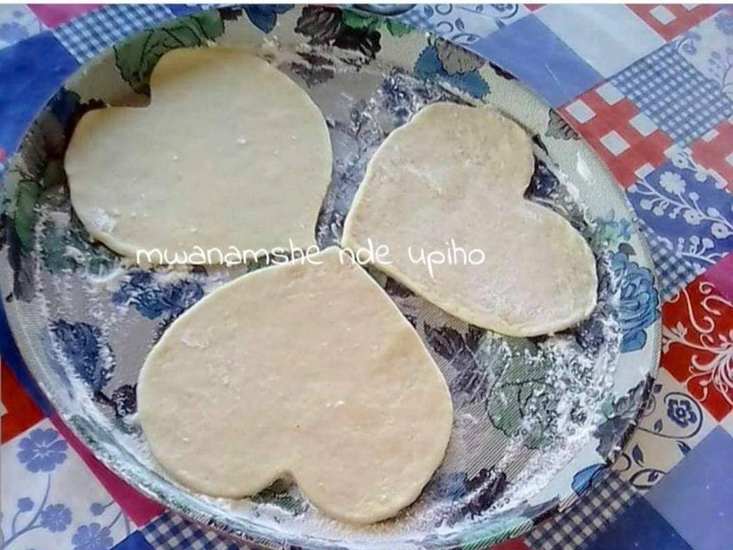 Cuscuma, marduf en coeur (couscouma, mardouf)