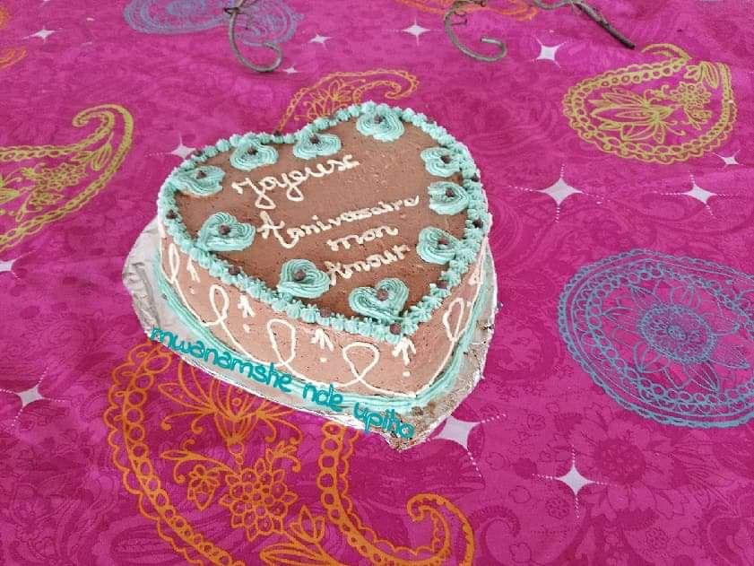 Gâteau à offrir à son amour