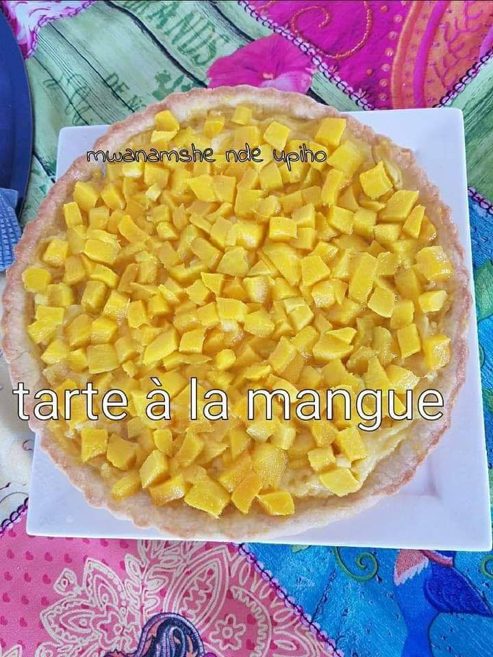 Service traiteur tartes aux fruits