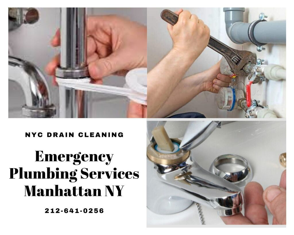 24-Hour Emergency Drain Cleaning Services