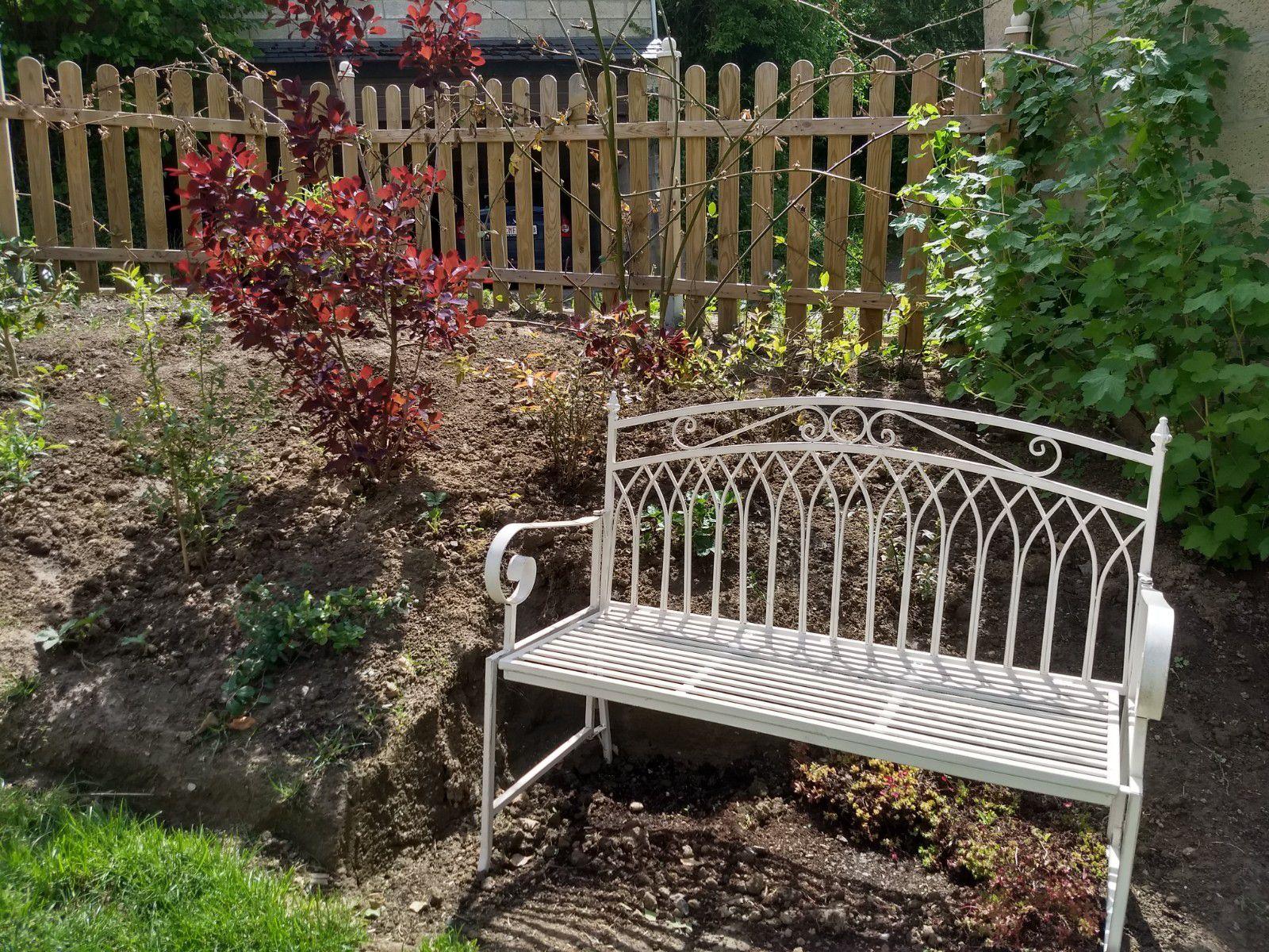 Un jardin nourricier et d'ornement à l'anglaise, pour le plaisir des yeux et du palais