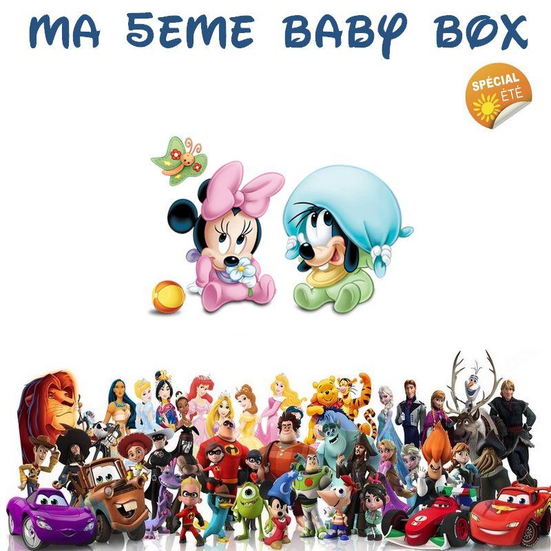 La Baby Box spéciale été est en promo !!