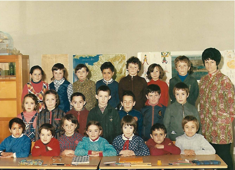 Photos de Classe de l'école d'Auzon
