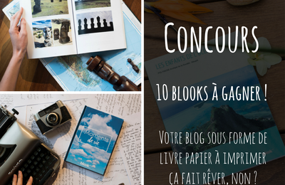 [Concours] 20 Blooks à gagner !