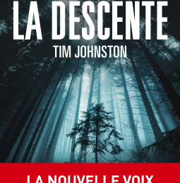La descente de Tim Johnston