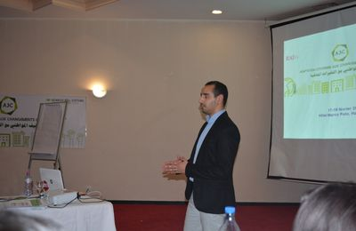 Training session on sustainable development, climate change, adaptation and climate governance