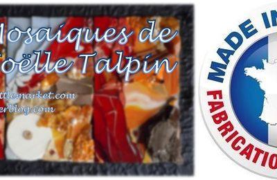 Mes créations sont présentes chez MADE IN FRANCE BOUTIQUE à Béziers !