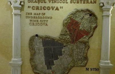 Cricova, la città del vino sotterranea in Moldavia