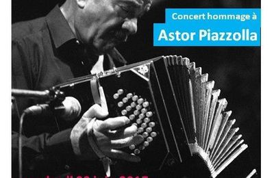 Peltre Concert Hommage à Astor Piazzolla le vendredi 23 juin 2017